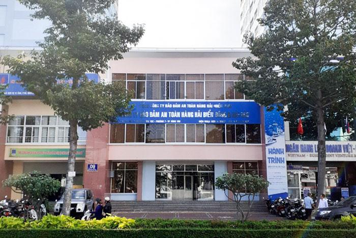 Trụ sở Công ty Bảo đảm an toàn hàng hải Biển Đông và hải đảo