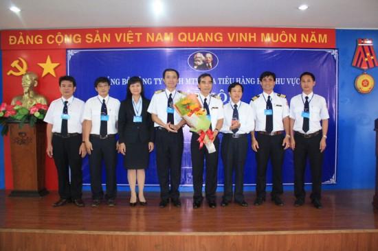 Cấp ủy khóa mới nhiệm kỳ 2015-2020 ra mắt Đại hội.