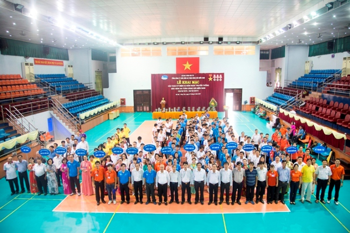 Hội thao VMS-South 2017: Vui – Khỏe – Đoàn kết