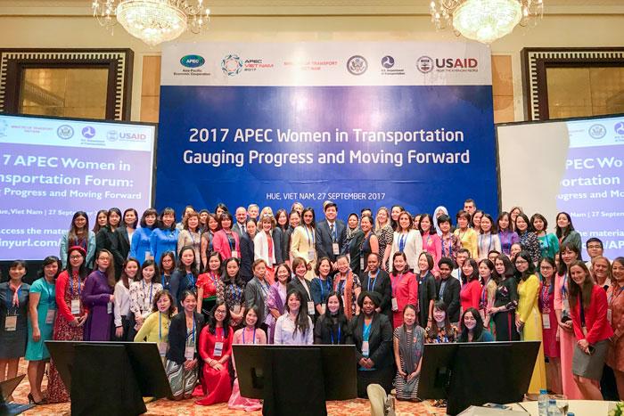 VMS-South tham dự diễn đàn APEC 2017