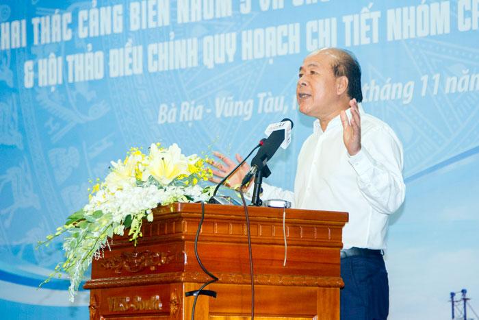 (Vietnamese) Đầu tư giao thông kết nối để tăng hiệu quả cảng biển khu vực Đông Nam Bộ