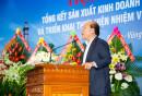 Ông Nguyễn Văn Công, Thứ trưởng Bộ GTVT phát biểu chỉ đạo tại Hội nghị