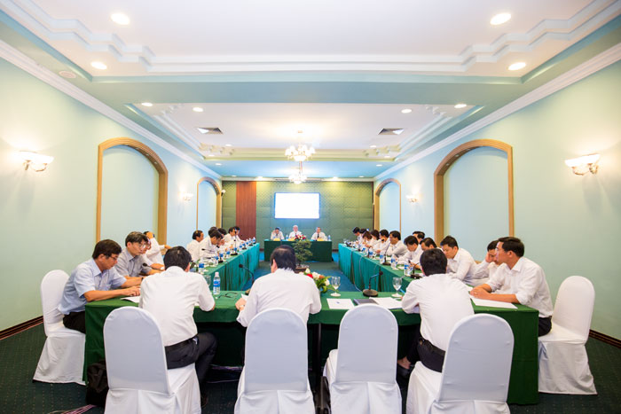 Đảng ủy Tổng công ty Bảo đảm an toàn hàng hải miền Nam: Sơ kết tình hình công tác quý I và triển khai nhiệm vụ quý II năm 2018