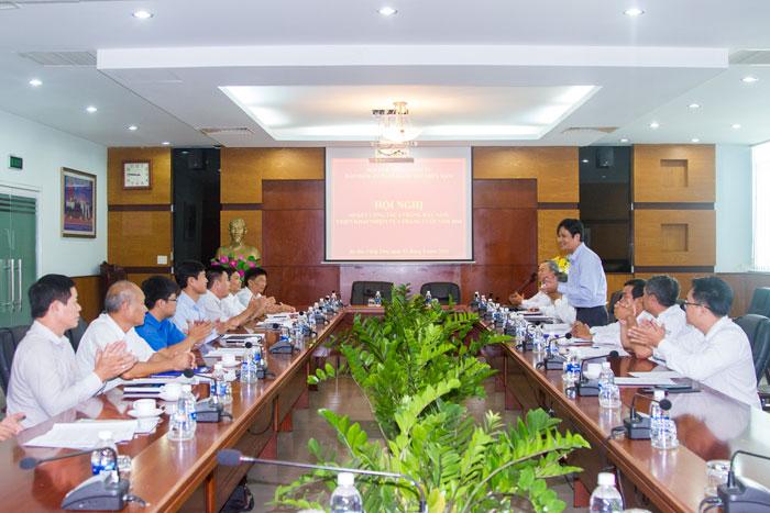 Hội Cựu chiến binh Tổng công ty tổ chức Hội nghị sơ kết công tác 6 tháng đầu năm và triển khai nhiệm vụ 6 tháng cuối năm 2018