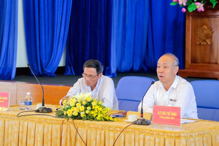 VMS-South tổ chức Hội nghị giao ban triển khai nhiệm vụ quý I năm 2019
