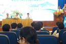 Ông Trần Đức Thi, Phó TGĐ VMS-South phát biểu tại Hội nghị