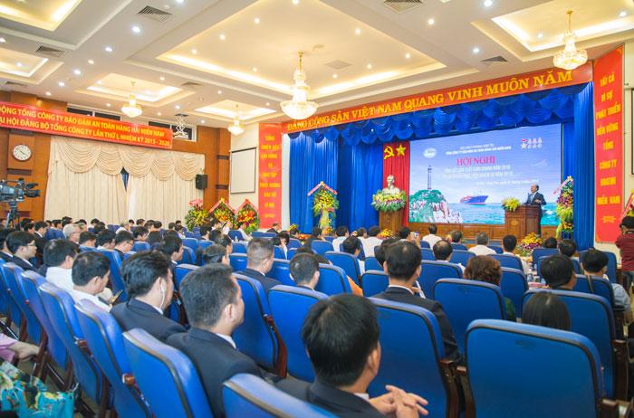 Quang cảnh Hội nghị