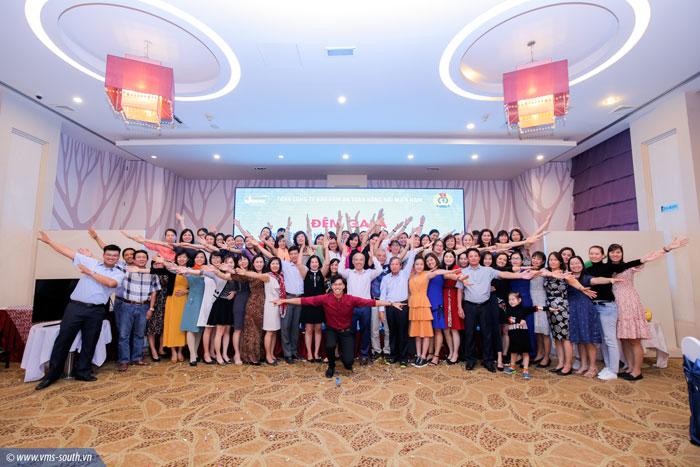 (Vietnamese) Tổng công ty Bảo đảm an toàn hàng hải miền Nam tổ chức chương trình kỷ niệm 109 năm ngày Quốc tế Phụ nữ 8/3 và 1979 năm ngày Khởi nghĩa Hai Bà Trưng