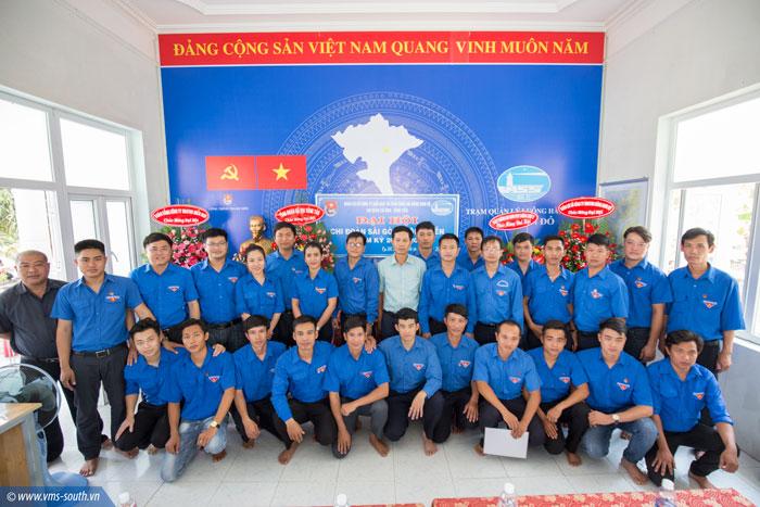 (Vietnamese) Đại hội điểm Chi đoàn Sài Gòn – Sông Tiền, nhiệm kỳ 2019-2020