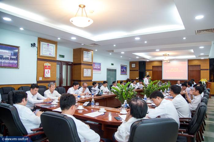 Đảng ủy Tổng công ty tổ chức Hội nghị sơ kết thực hiện nhiệm vụ quý I/2019