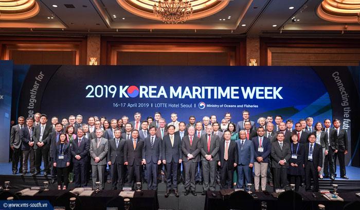 VMS-South tham dự APHoMSA 20 tại Hàn Quốc