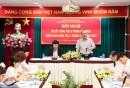 Đ/c Bùi Thế Hùng – Bí thư Đảng ủy Tổng công ty phát biểu chỉ đạo tại Hội nghị