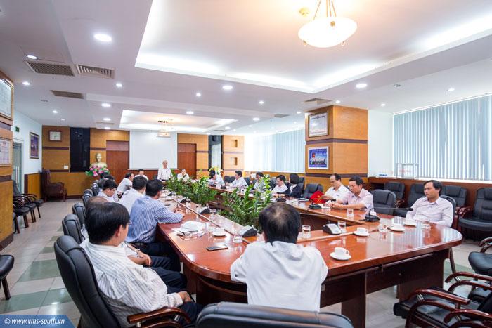 Quang cảnh Cuộc họp