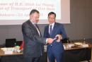 Ông Phạm Quốc Súy - TGĐ VMS-South làm việc với Hiệp hội Nhà thầu Thổ Nhĩ Kỳ