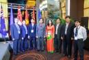 Đoàn Việt Nam tham dự diễn đàn APHoMSA lần thứ 16 diễn ra tại Thẩm Quyến, Trung Quốc.