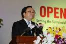 Phó Thủ tướng Hoàng Trung Hải phát biểu tại phiên Khai mạc Đại hội Biển Đông Á lần thứ 5