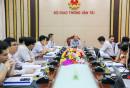 Thứ trưởng Nguyễn Văn Công yêu cầu các cơ quan, đơn vị liên quan sớm hoàn thiện nội dung các dự thảo về quy hoạch phát triển hệ thống cảng cạn Việt Nam trong tháng 8 tới đây