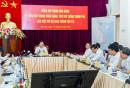 Phó Thủ tướng Trịnh Đình Dũng chủ trì buổi làm việc tại Bộ GTVT sáng 19/5