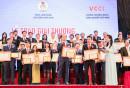 Ông Phạm Quốc Súy, TGĐ VMS-South phát biểu tại Lễ trao giải thưởng Doanh nghiệp Vì người lao động năm 2016