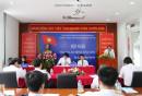Đ/c Phạm Văn Quang, Chủ tịch HĐTV VMS-South phát biểu tại Hội nghị