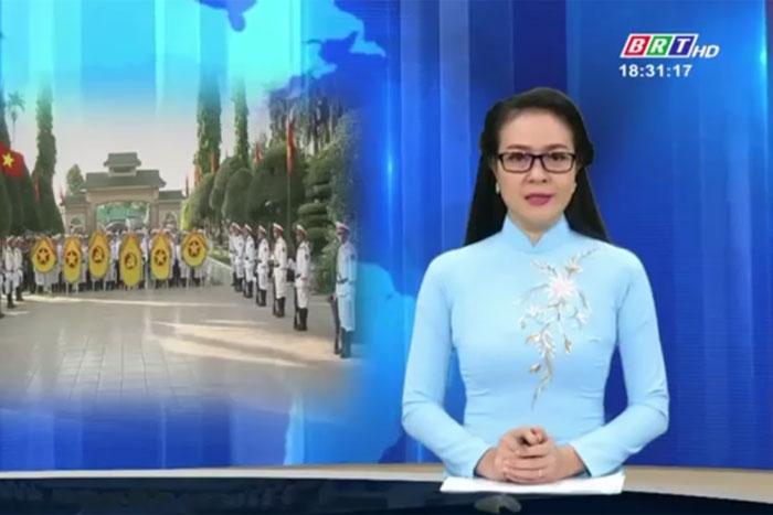 (Vietnamese) [BRT] Thời sự tối ngày 28/4/2018