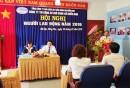 Đ/c Phạm Văn Quang – Chủ tịch Hội đồng thành viên Tổng công ty phát biểu chỉ đạo tại hội nghị