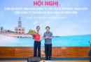 Bộ trưởng Nguyễn Văn Thể trao quyết định giao nhiệm vụ cho đồng chí Quách Đình Hùng