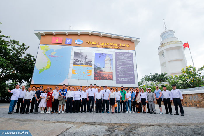 Sealite Group visited Vung Tau Lighthouse