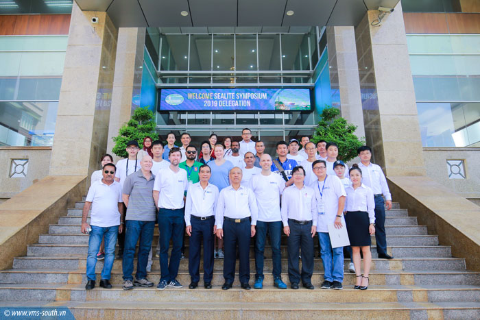 Sealite Group visited VMS-South Headquarters