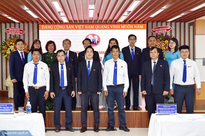 Đại hội Đảng bộ Xí nghiệp Khảo sát hàng hải miền Nam lần thứ II, nhiệm kỳ 2020 – 2025