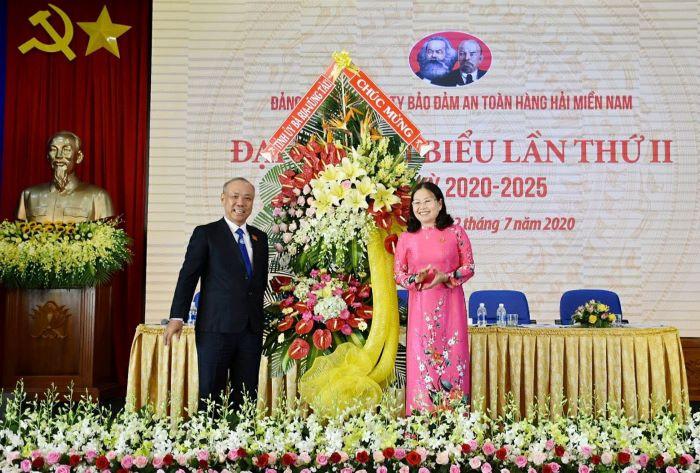 (Vietnamese) Tổng Công ty Bảo đảm an toàn hàng hải miền Nam: Nộp ngân sách nhà nước tăng gần 37%