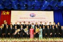 BCH Đảng bộ VMS-South nhiệm kỳ 2020 - 2025 ra mắt đại hội.