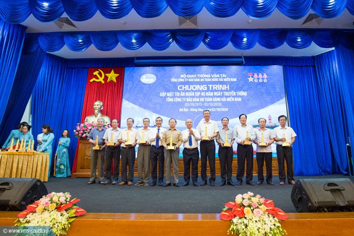 (Vietnamese) VMS-South: 45 năm làm tròn sứ mệnh nơi đầu sóng