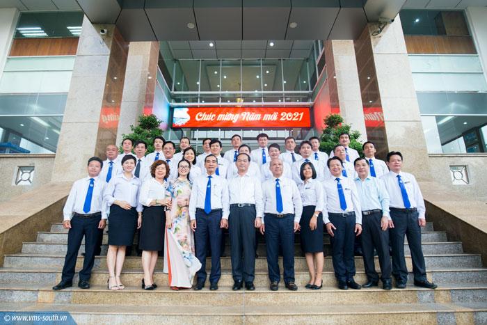 Đảng ủy VMS-South tổ chức Hội nghị tổng kết công tác năm 2020, triển khai phương hướng, nhiệm vụ năm 2021[:]