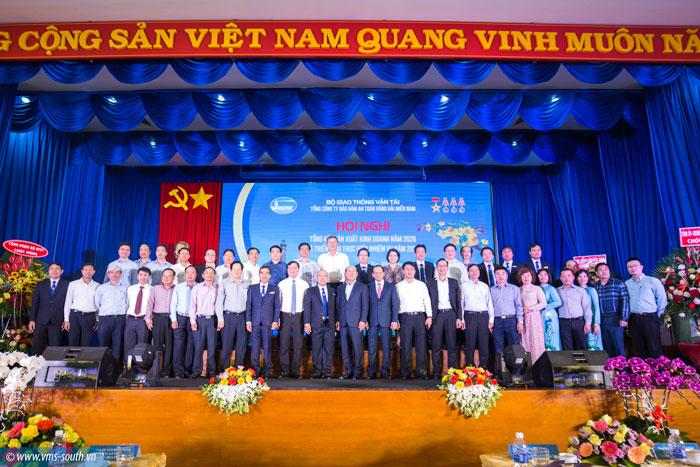 """VMS-South: Hoàn thành """"mục tiêu kép"""" phòng chống dịch Covid-19 và tăng trưởng dương năm 2020[:]"""