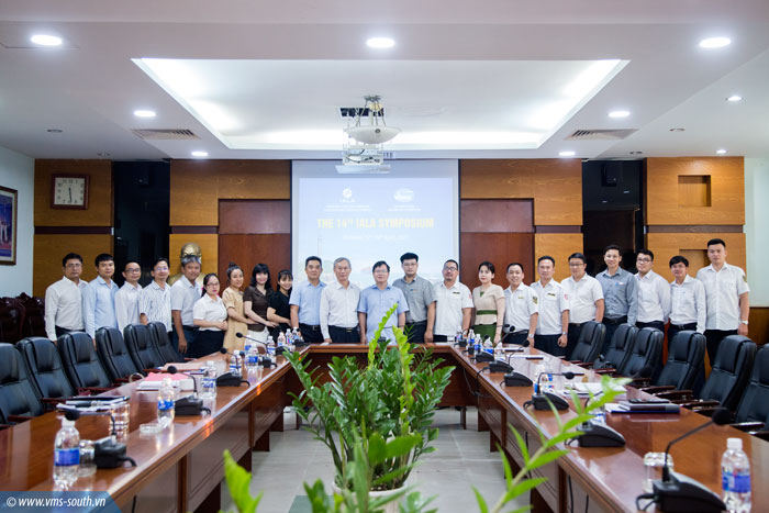 (Vietnamese) VMS-South tổ chức thành công Hội thảo chuyên đề IALA lần thứ 14 bằng hình thức trực tuyến