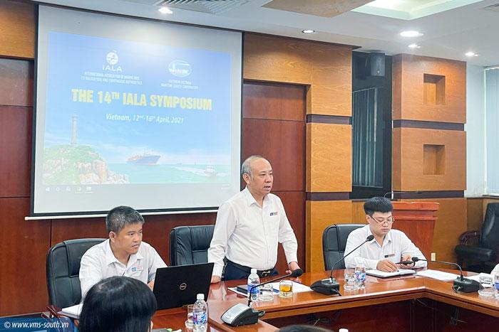 VMS-South tổ chức khai mạc hội thảo chuyên đề IALA lần thứ 14 bằng hình thức trực tuyến